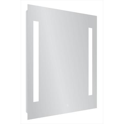 Specchio con illuminazione integrata bagno rettangolare Easy L 60 x H 70 cm SENSEA