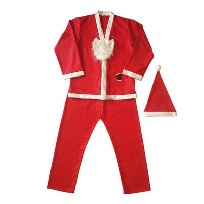Vestito Babbo Natale Taglia 60.Vestito Da Babbo Natale Taglia Unica Prezzi E Offerte Online