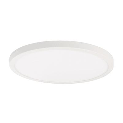 Pannello led Kars Ø 30 cm, regolazione da bianco caldo a bianco freddo, 3000LM INSPIRE