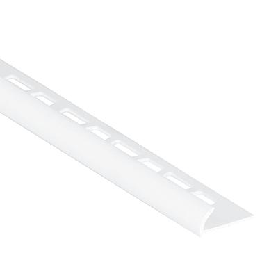 Profilo angolare interno pvc 0.8 x 250 cm