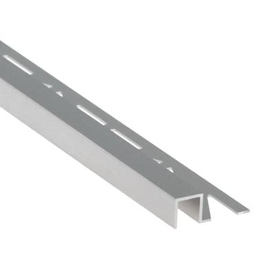 Profilo angolare interno alluminio anodizzato 1.2 x 250 cm ...