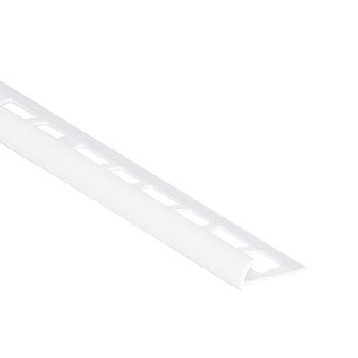 Profilo angolare interno pvc 0 6 x 250 cm prezzi e offerte for Profilo alluminio led leroy merlin