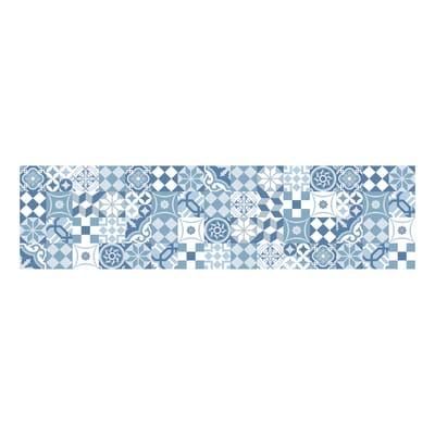 Sticker Backsplash cementine 45x180 cm