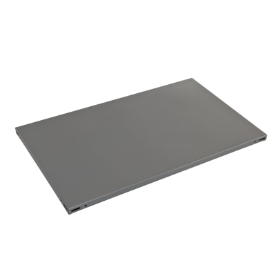 Ripiano L 70 x H 3 x P 50 cm grigio