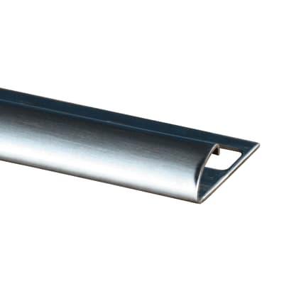 Profilo angolare interno inox 1 x 250 cm