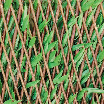 Siepe artificiale bamb l 2 x h 1 m prezzi e offerte online leroy merlin for Siepe artificiale leroy merlin