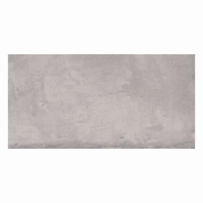 Piastrella Emotion L 26.1 x H 52.2 cm grigio