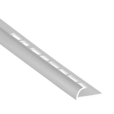 Profilo angolare interno pvc 0 8 x 250 cm prezzi e offerte for Profilo alluminio led leroy merlin