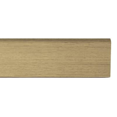 Battiscopa BATTISCOPA PVC 7011 H 7 x L 250 cm rivestito