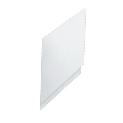 Pannello di rivestimento vasca laterale Egeria acrilico bianco L 70 x H 50 cm