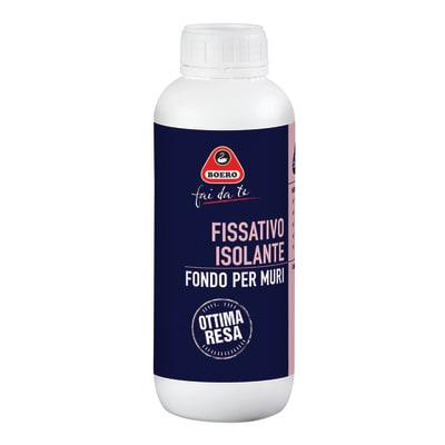 Fissativo BOERO base acqua interno isolante 1 L