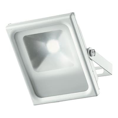 Proiettore LED integrato KRONOS/20W in alluminio, argento, 20W 1600LM IP65