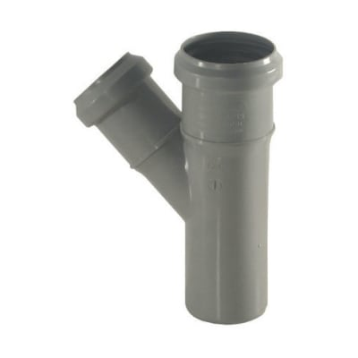 Derivazione 45 ° Ø 110 mm
