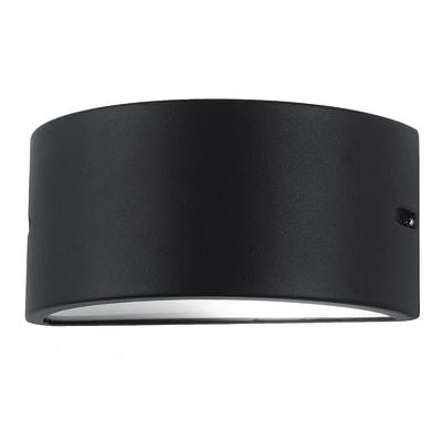 Applique per giardino MEMPHIS-AP in alluminio, nero, E27 MAX42W IP54