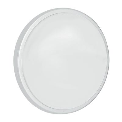 Plafoniera Ever LED integrato in policarbonato, bianco, 30W 2400LM IP65