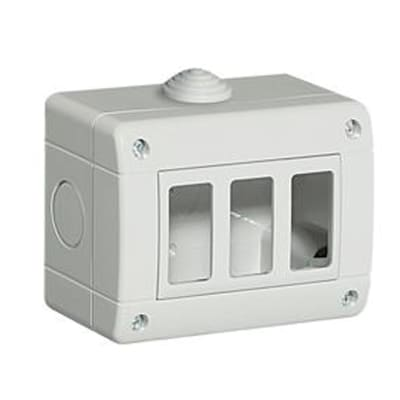 Scatola LEGRAND Idrobox magic IP40 3 moduli