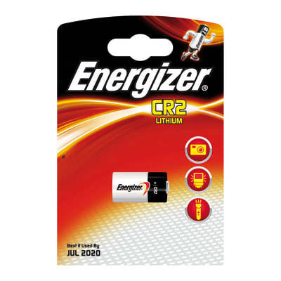 Pila CR2 ENERGIZER Fotocine 1 batteria