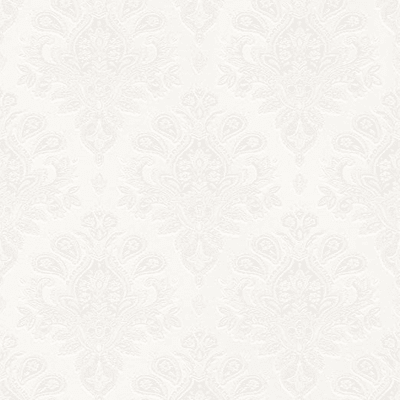Carta da parati Grandamasco bianco