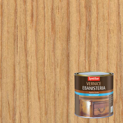 Vernice  SYNTILOR Ebanisteria Aquaréthane® incolore lucido 0.25 L