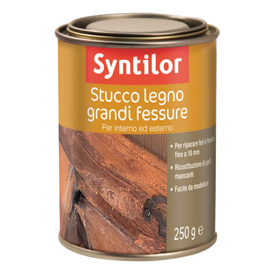 Pasta per legno SYNTILOR ciliegio selvaggio 250 g