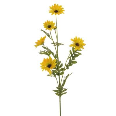 Fiore artificiale Margherita H 80 cm