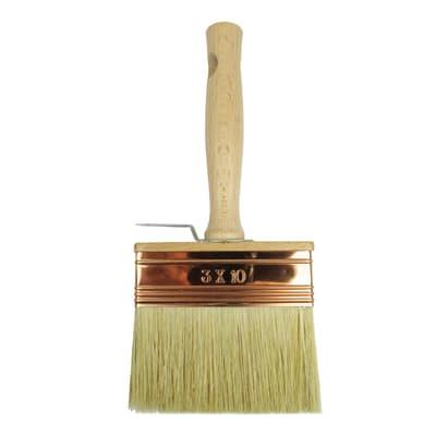 Pennellessa Per imbiancare tradizionale 100 mm per Pittura PENNELLI CINGHIALE