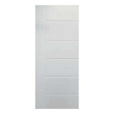 Pannello Per Porta Blindata Pellicolato Bianco L 91 X H