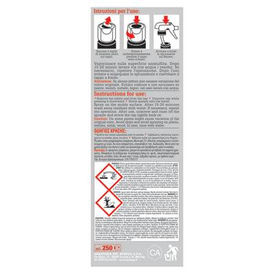 Trattamento muro e carta da parati Z10 Antimuffa 0.25 L