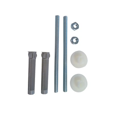 Kit di fissaggio FISCHER L 8.5 cm x Ø 14 mm 2 pezzi