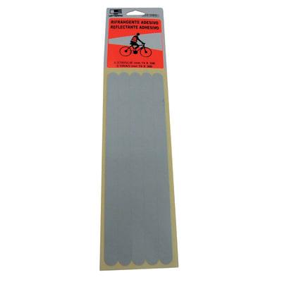 Nastro adesivo di segnalazione Rifrangente vinile x 30 x 0.5 cm