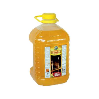 Liquido per fiaccola Zanza Raus 3 l