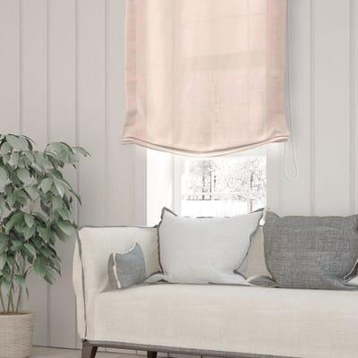 Tenda a pacchetto Eser rosa 40x175 cm