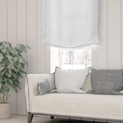 Tenda a pacchetto Eser bianco 120x175 cm