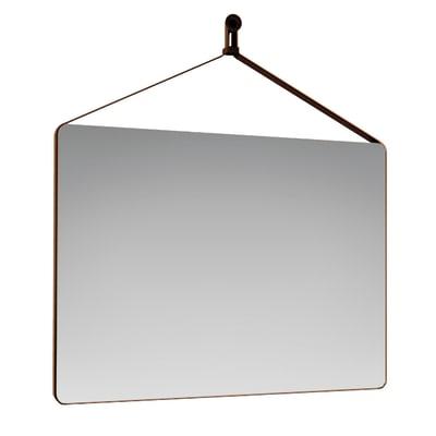 Specchio non luminoso bagno rettangolare 7135 L 70 x H 50 cm
