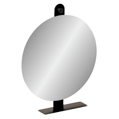 Specchio non luminoso bagno rotondo Folding Ø 70 cm SENSEA