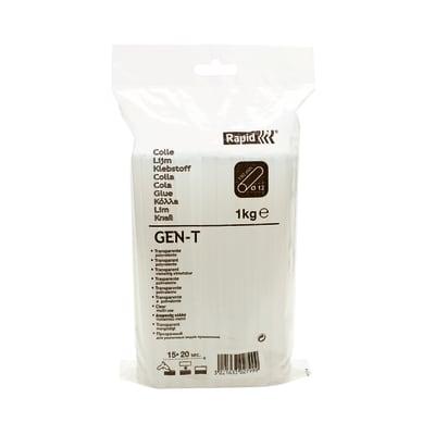 Stick di colla a caldo RAPID Gen-T trasparente Ø 12 mm 1000 g