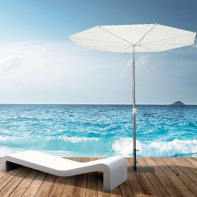 Ombrellone REVO L 2.2 x P 40 m color bianco