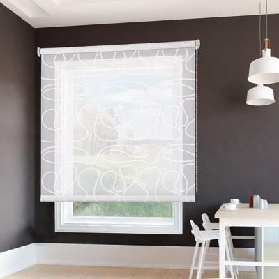Tenda A Rullo Duna Bianco 120x250 Cm Prezzi E Offerte Online