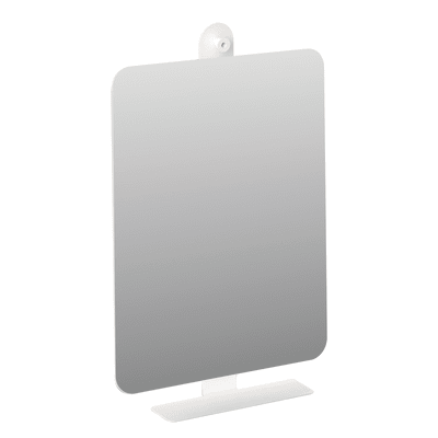 Specchio non luminoso bagno rettangolare Folding L 60 x H 80 cm SENSEA