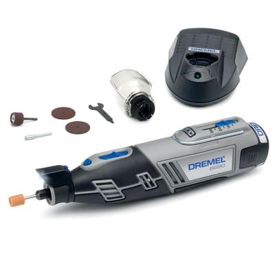 Mini utensile rotativo a batteria DREMEL 8220JC 2 Ah 12 V