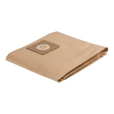Sacco filtro BOSCH carta 16.8 L 5 pezzi