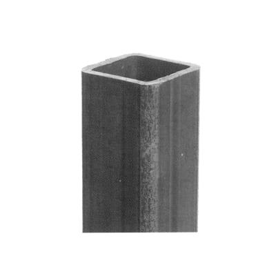 Barra rettangolare tubolare L 30 x H 200 cm x P 3 mm