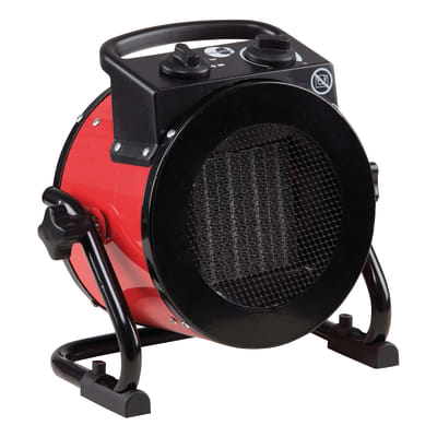 Riscaldatore per cantiere EQUATION West rosso 2000 W