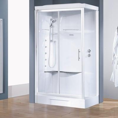Cabina doccia CAYENNE 70 x 100 cm prezzi e offerte online