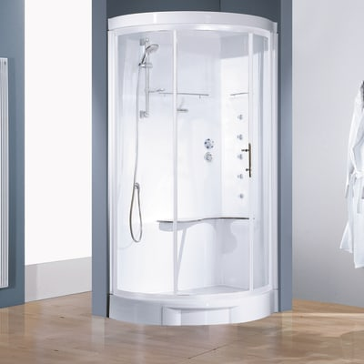 Cabina doccia CAYENNE 115 x 115 cm