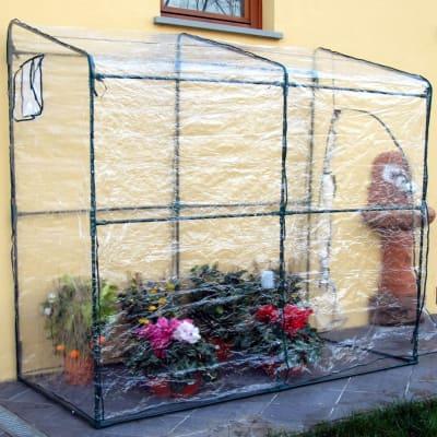 Serra da giardino Omnia L 200 x H 215 x P 100 cm