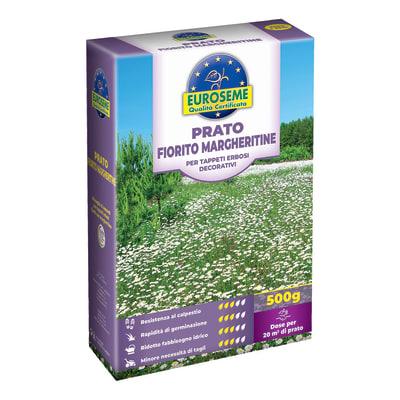 Seme per prato EUROSEME Prato fiorito margherite 0.5 kg