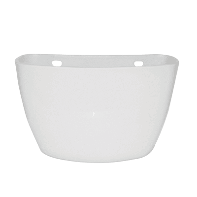 Vaschetta alta wc Sila
