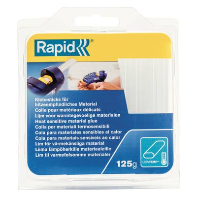 Stick di colla a caldo RAPID trasparente Ø 9 mm 125 g