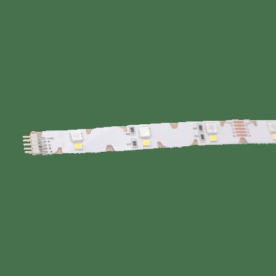 Striscia led Movaled 5m luce rgb + bianco IP20 INSPIRE